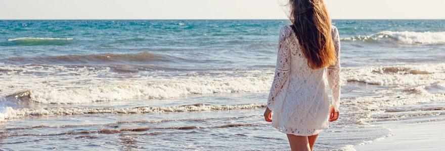 L'achat de robes sur internet