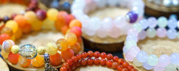 bracelets en pierres naturelles