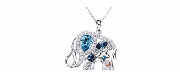 Les pendentifs éléphants